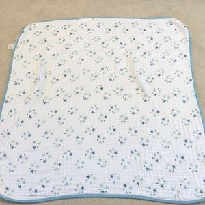 Aden + anais organic dream blanket, stars